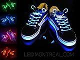 Cheap LED Shoelaces (Blue)