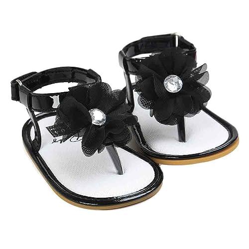 Modaworld Sandalias de Vestir Niña Moda Zapatos Bebe Niña ...