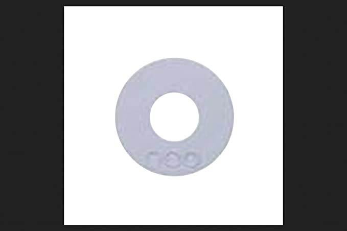 5 Danco Flat Faucet Washer 1-1//8  Od Rubber Trade Size 1  Flat Polybag