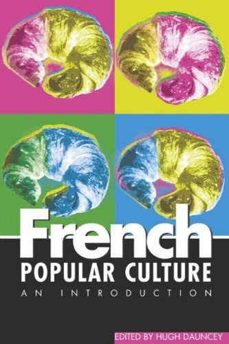 French Popular Culture (Arnold Publication)