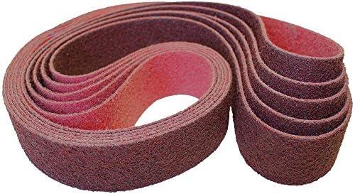 VSM 0007687560100 Vliesband Nylon/Korund-Körnung 100, 30x533mm