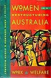 Women in a Restructuring Australia 9781863738248