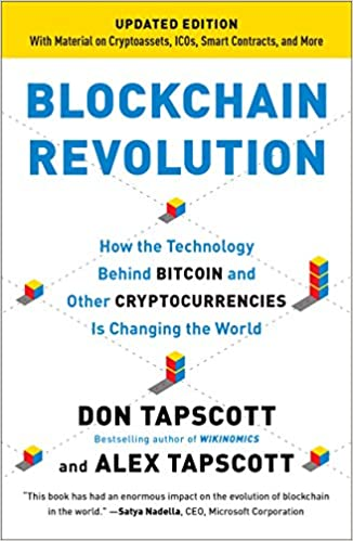 Amazon Blockchain Revolution How The Technology Behind Bitcoin Is Changing Money Business And World EBook Don Tapscott Alex Kindle