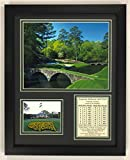 Legends Never Die Augusta National Golf Course 11'' x 14'' Framed Photo Collage, Inc.