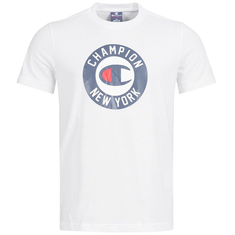 Champion T-Shirt Tee 211394-BVU Bleu P21742