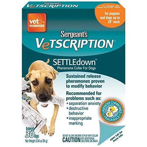 Sergeants 02079 Calming Dog Collar