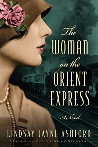 book cover of The Woman On the Orient Express