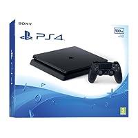 PS4 Slim 500 Go F noir