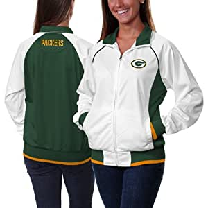 Amazon.com : NFL Green Bay Packers Ladies Sprint Full Zip
