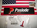 NEW Paslode Part # 401340 Fuel Stem Adaptor (Red)