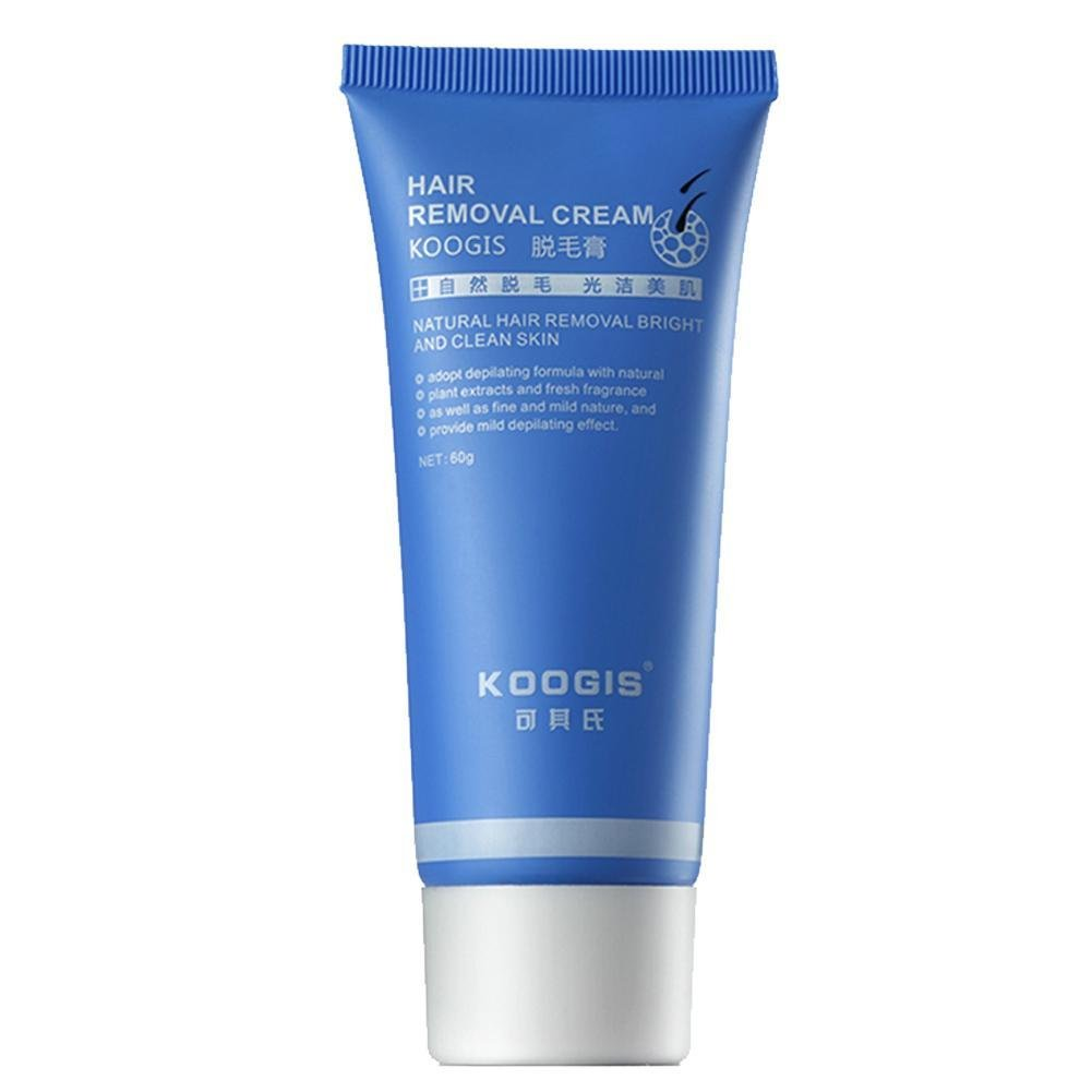 Gracefulvara Men Women Permanent Hair Removal Cream For Leg Pubic Armpit Depilatory Paste