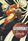 Artbook Naruto : Uzumaki par Kishimoto