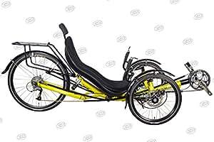 Performer JC26X Recumbent Trike 27 Speed FRP