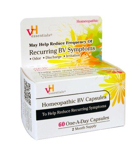 Vh essentials homeopathic bv suppositories
