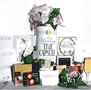 Amazon Romantic Gourmet Picnic For Two Wedding Time Capsule