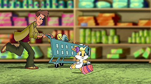 These Little Piggies Went To Market (Tunes Bugs Baby Looney)