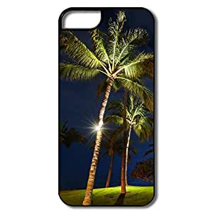 Case For Ipod Touch 5 Cover, Oahu Landscape White/black Cases Case For Ipod Touch 5 Cover