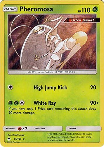 *** Pokemon Game Card Pheromosa 11//131 ***