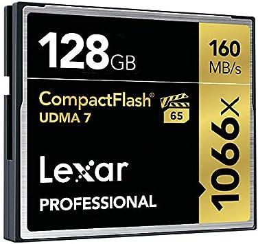 Lexar Professional 1066x 16gb Vpg 65 Compactflash Karte Computer Zubehör