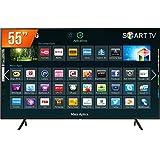 "TV 55"" LED Smart 4K USB HDMI, Samsung Áudio e Video 34229-0-0"