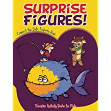 Surprise Figures! Connect the Dots Activity Book