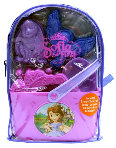 What Kids Want! Sofia The First Sand Backpack
