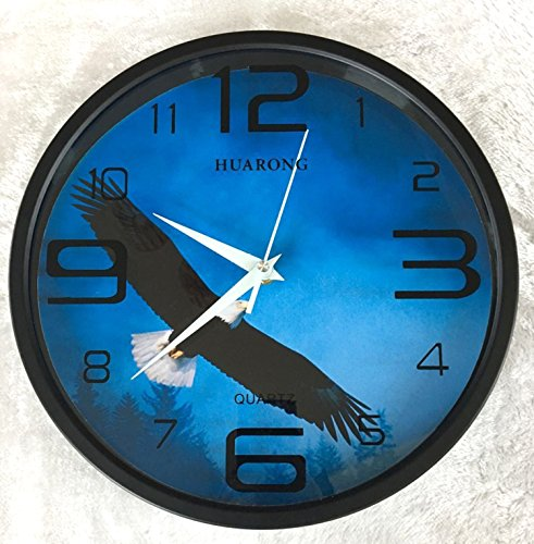 DIY(unique)Put your favorite picture or logo in the clock inside, private custom wall clock 12〃or 14〃