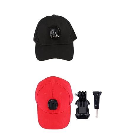 2 Piezas Ajustables Sombrero De Gorra De Béisbol con Soporte De ...