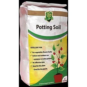 Organic harvest potting mix soil for for Harvest organic soil