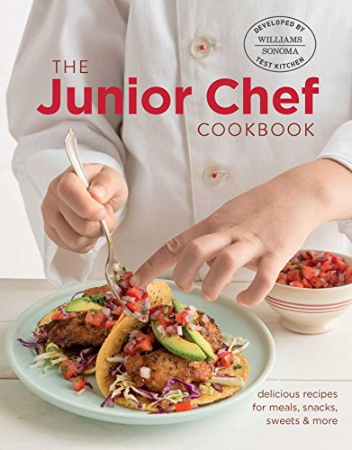 Junior Chef Cookbook by Williams - Sonoma Test Kitchen