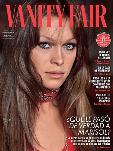 Magazines : Vanity Fair - Spanish ed