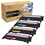 7Magic Compatible Toner Cartridge Replacement for Samsung CLT-K404S CLT-C404S CLT-M404S CLT-Y404S Xpress C430W C430FW C480FW SL-C430W SL-C480W SL-C480FN (Black, Cyan, Yellow, Magenta, 4-Pack)