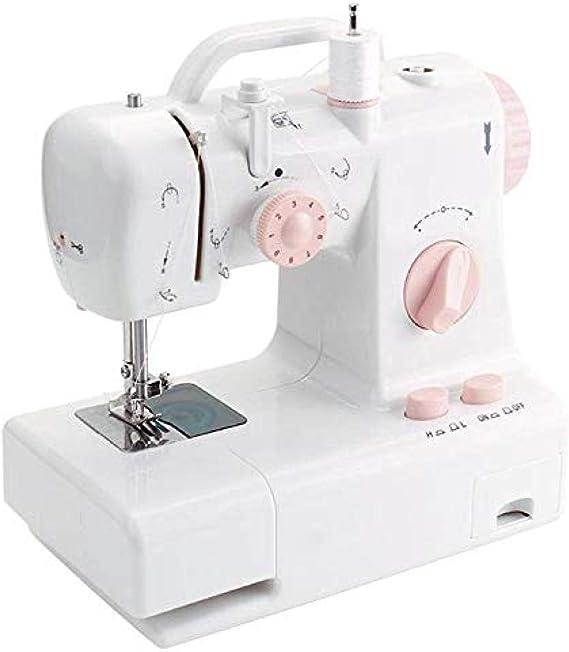 Máquina de coser portátil, brazo eléctrico enhebrar la máquina de ...