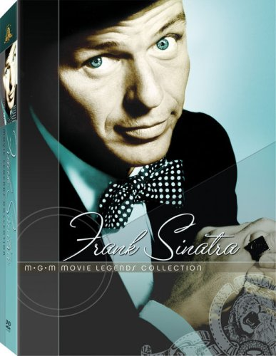 Frank Sinatra MGM Movie Legends Collection (The Manchurian Candidate / Guys and Dolls / The Pride and the Passion / A Hole in the Head / Kings Go Forth) by TCFHE/MGM