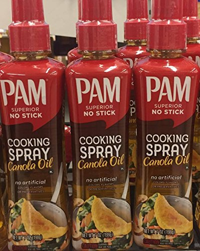 UPC 064144877836, PAM Superior No Stick Cooking Spray Canola Oil, 7 fl oz