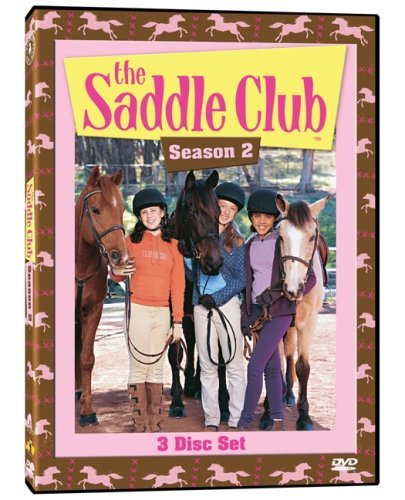 The Saddle Club: Complete Second Season [DVD] [2003] [Region 1] [US Import] [NTSC] by Sophie Bennett