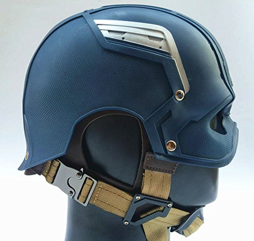 Gmasking Captain America:Civil War Wearable Helmet 1:1 Replica Updated Edition - Captain America Replica Costumes