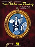 Andrew Lippa The Addams Family Musical Piano Vocal Selections Book