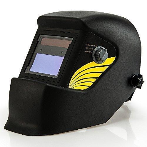 Automatik Schweißhelm Schweißmaske Schweißschirm Solar Schweißschild Schutzhelm