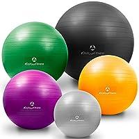 Gymnastikball »Orion« / Robuster Sitzball und Fitnessball von 55cm 65cm 75cm...