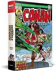 Conan, O Bárbaro - A Era Marvel Vol. 2: Marvel Omnibus