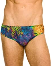 Kiniki Amalfi Tan Through Deep Waist Swim Brief