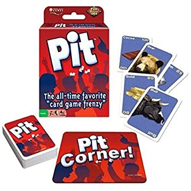 Winning Moves Games The Pit Game