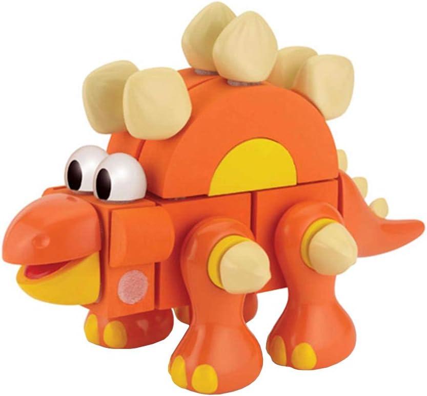 Lightweight Foam Velcro Kids VELCRO Brand BLOCKS Packaging May Vary Building Blocks STEM Toy 35 Piece Doggy Robot Age 3+