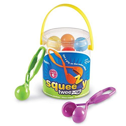 Resources Squeezy Tweezers