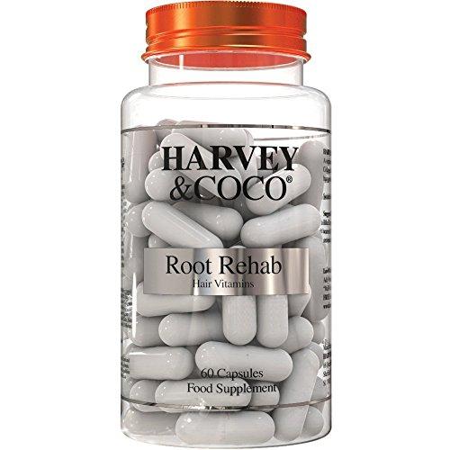 Root Rehab - Natural Hair Growth Vitamins For Women & Men