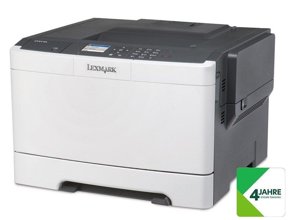 Lexmark Impresora láser a color D blanco