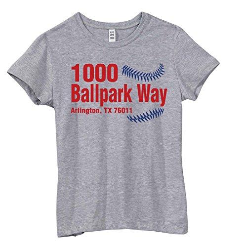 Texas Baseball - 1000 Ballpark Way, Arlington, TX 76011 - Tx Arlington The Parks