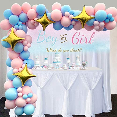 Caribbean Blue Latex 5 11 16 36 Balloons Round Link Made in USA Tiny Big Balloon Wedding bridal party  shower baby 5 11 16
