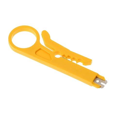 Junlinto, alicate Conveniente para alicates de alicate Herramienta para prensar Cables Cortador de Cables de